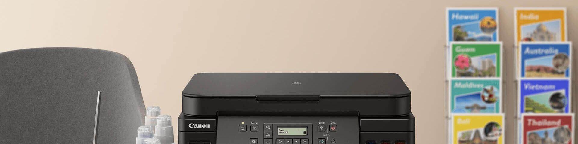 MegaTank Printers - PIXMA G Series - Canon Cyprus